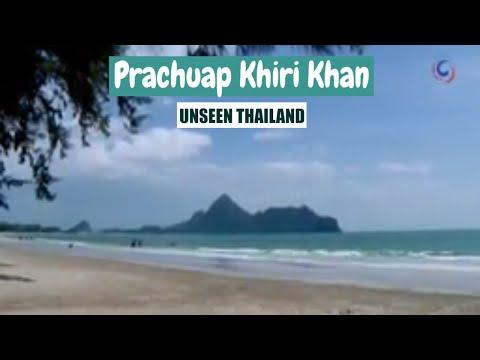 Prachuap Khiri Khan - One of Thailand's top unseen tourism destinations