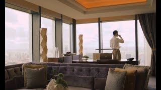 Idyllic Luxury at Jing An Shangri-La, West Shangha...