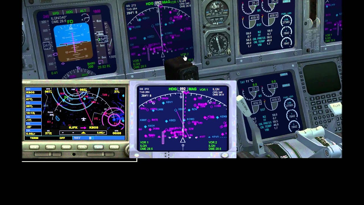 fsx how to close ifr