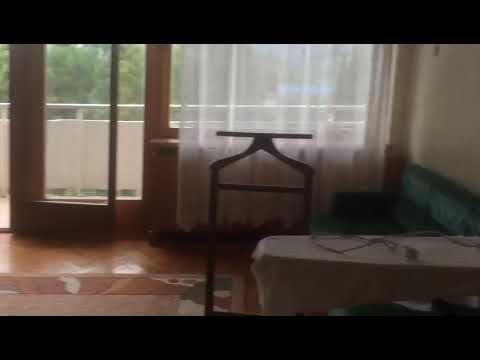 Обзор территории  дома отдыха Псоу, с другой стороны балкона.