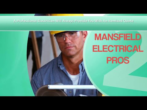 Electrician Mansfield - (419) 520-9890