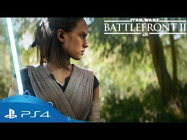 Star Wars Battlefront II   Launch Trailer   PS4