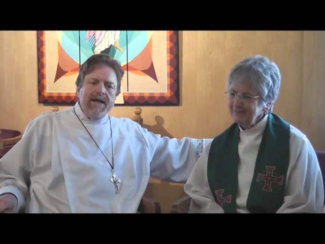 Bishop Peter Interviews Juanita Cordero