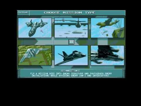 Birds of Prey - Amiga