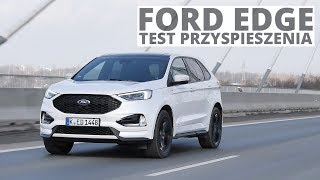 Ford Edge 2.0 EcoBlue TwinTurbo 238 KM (AT) - acceleration 0-100 km/h