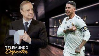 Sergio Ramos medita irse y crece la tensión en el Real Madrid   Telemundo Deportes