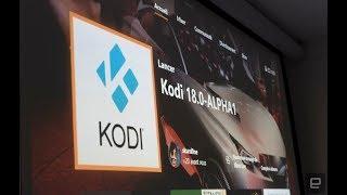 Kodi 18 для Xbox One. Настройка медиа библиотеки