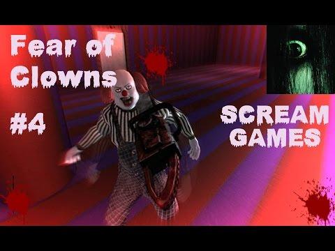 Fear of Clowns, прохождение на русском. Часть 4. Финал, вечеринка в доме клоунов.