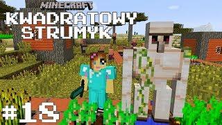 KWADRATOWY STRUMYK #18 - Pole elektromagnetyczne i wioska zoombie!