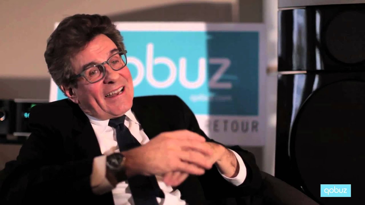 Gérard Chrétien interviewed by Qobuz | Focal | Listen Beyond