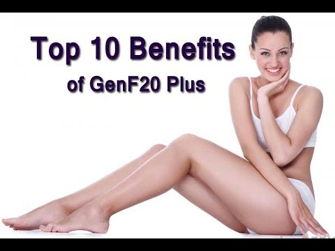 Top 10 Benefits of Genf20 Plus