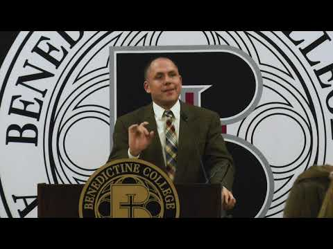 Tim Carney: Constitutional Liberty Speaker - Benedictine College