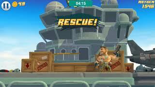 Major Mayhem 2 android gameplay