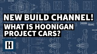This is Hoonigan Project Cars