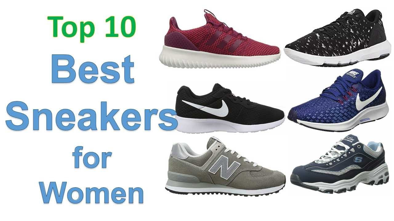 Best Sneakers for Women in 2019 (Top 10 Reviews)