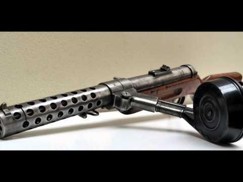 Weapons WW2 German MP18 Image HD - Waffen WW2 Deutsch MP18 Bild HD
