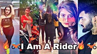 I am a rider provider 🔥🏍   Tik tok viral trend
