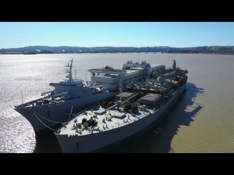 Ghost Ships - Mothball Fleet