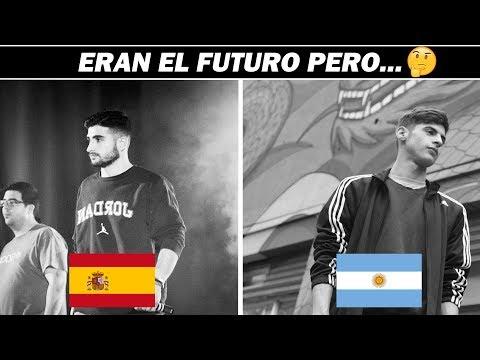 ERAN EL FUTURO PERO...🤔 ¿Ahora Son El Presente? | Batalla De Gallos - Rap