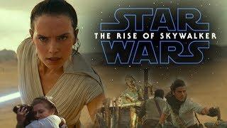 🔴 Star Wars Episode IX Trailer LIVE at Star Wars Celebration