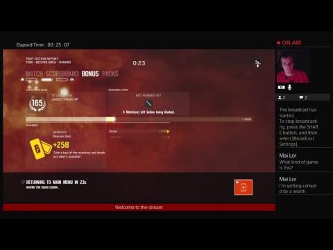 [Rainbow 6 Siege] Interactive Stream