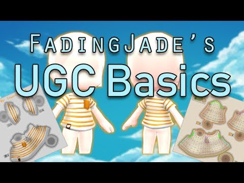 Maplestory2 | UGC Basics + Tutorial