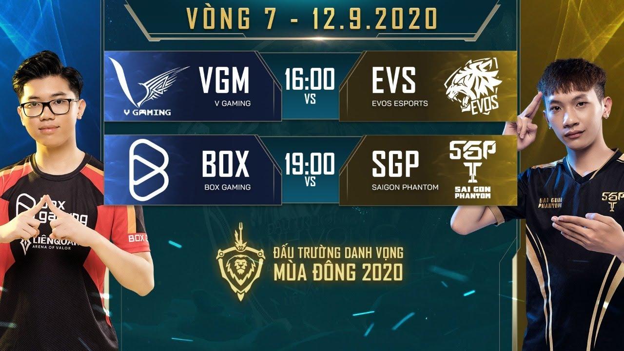 VGM chiến thắng thuyết phục, SGP củng cố ngôi đầu bảng – Vòng 6 Ngày 2 – ĐTDV mùa Đông 2020