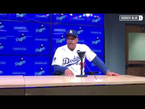 Dodgers postgame: Dave Roberts seeing maturity from Cody Bellinger