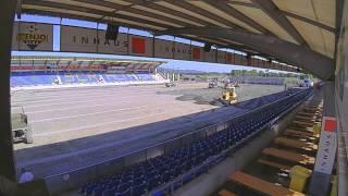SCRA Stadionumbau KW26/2015