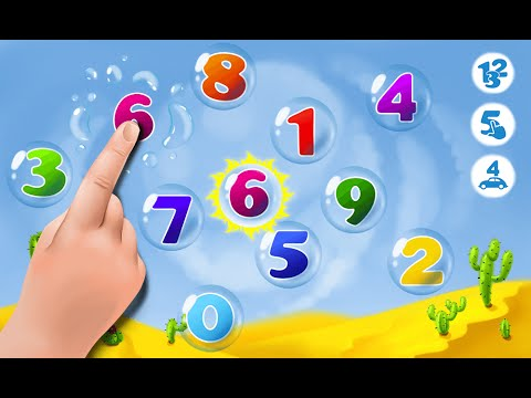 Kids Games Learning Numbers Educational Android İos Free