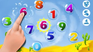 Kids games learning numbers Educational Android İos Free Game GAMEPLAY VİDEO