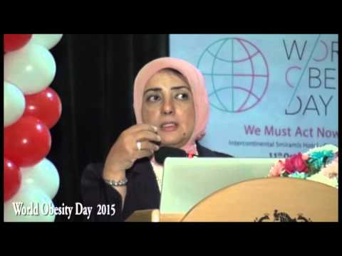 World Obesity Day (October 11th, 2015 / Cairo-Egypt)