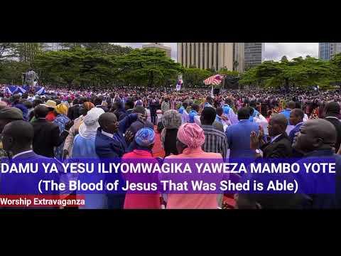 Download DAMU YA YESU ILIYOMWAGIKA YAWEZA MAMBO YOTE- The Blood of Jesus That Was Shed Is Able