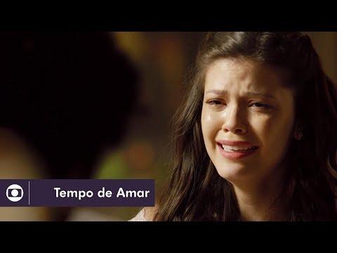 Tempo de Amar: capítulo 92 da novela, sexta, 12 de janeiro, na Globo