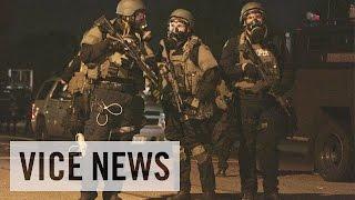 RAW COVERAGE: Ferguson, Missouri Round Five