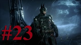 Batman Arkham Knight 23  Помогаем Фризу и Контрабанда оружия