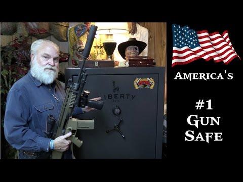 Liberty - America's Best Gun Safes