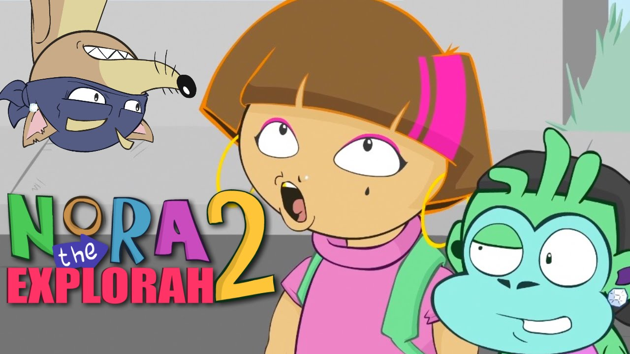 nora the explorah 2 ghetto dora youtube