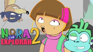 NORA THE EXPLORAH 2! [GHETTO DORA]