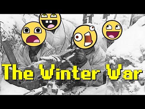 Supreme Ruler Ultimate   Scenario   The Winter War   Broken?  