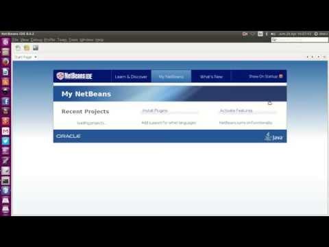 Cara Install Java Netbeans Di Ubuntu