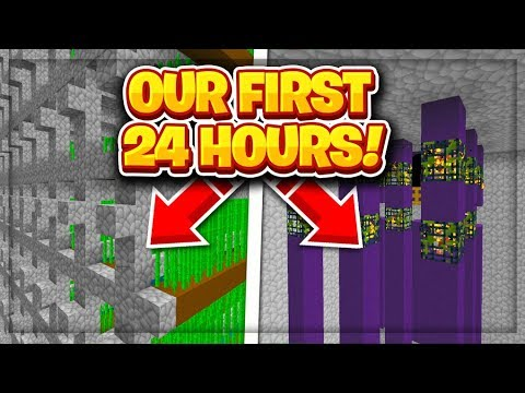 Our First 24 Hours!!! **SOTW**   Minecraft Factions   VanityMC   Heroic [1]