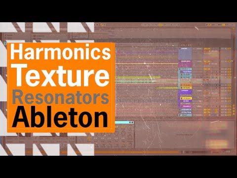 Harmonics & Textures w/ Resonators | with Vice City