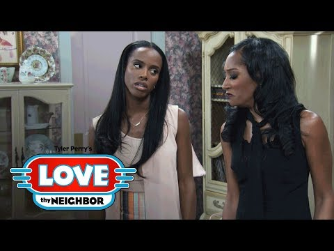 Hattie Tricks Troy and Drew into Babysitting | Tyler Perry's Love Thy Neighbor | OWN