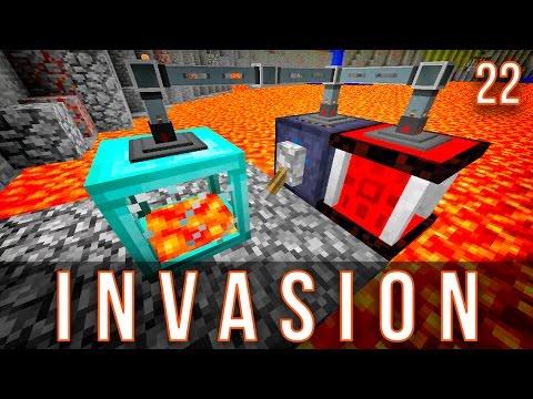 Void Ore Miner & Lava Pump | Invasion | Episode 22