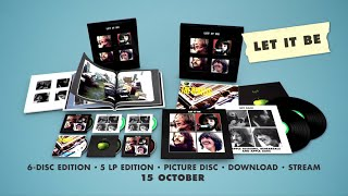 The Beatles - Let It Be | Special Edition Releases [Official Trailer]
