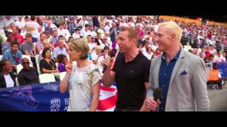 The National Lottery Olympic Stadium Surprise - 90 second version