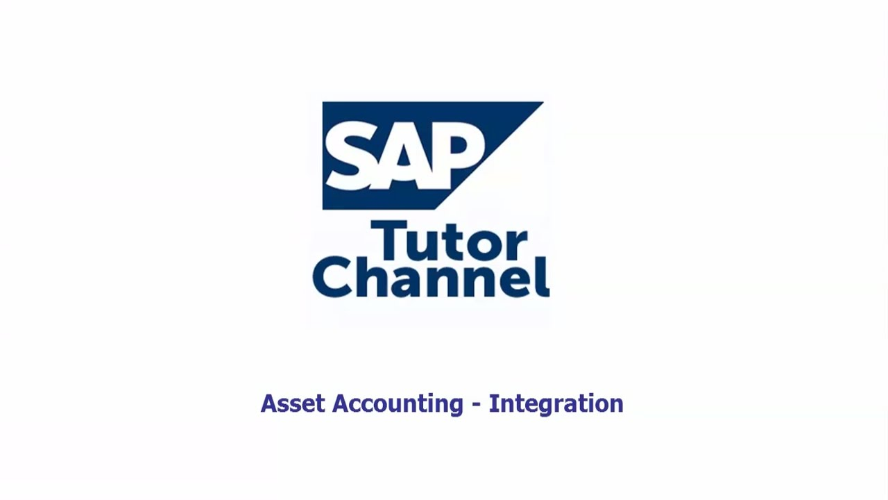 Asset Accounting Integration