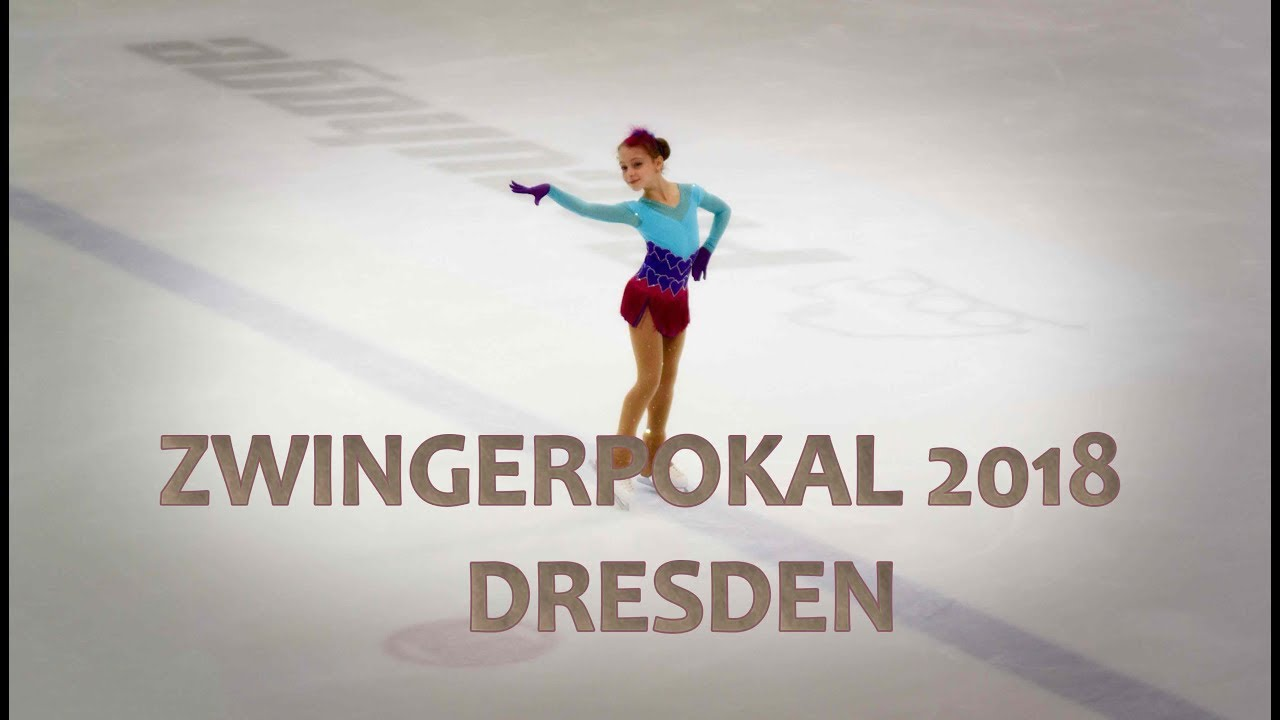 Eiskunstlauf Kur Yella Zwingerpokal 2018 Youtube