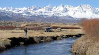 Winter Fishing Trip to Bishop Ca. and Bridgeport.